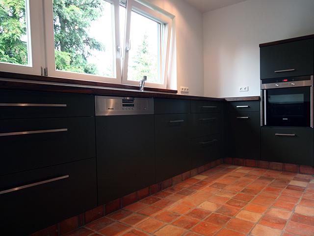 Ecklösung Küche mit genial stil für ihr wohnideen
