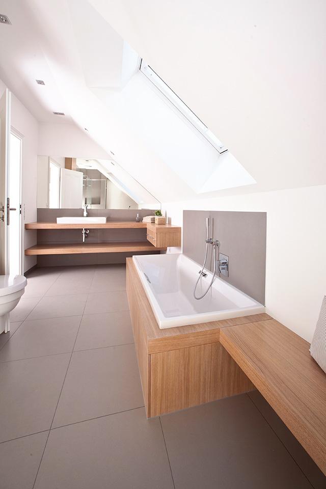 badezimmer badewanne einbauen. Black Bedroom Furniture Sets. Home Design Ideas